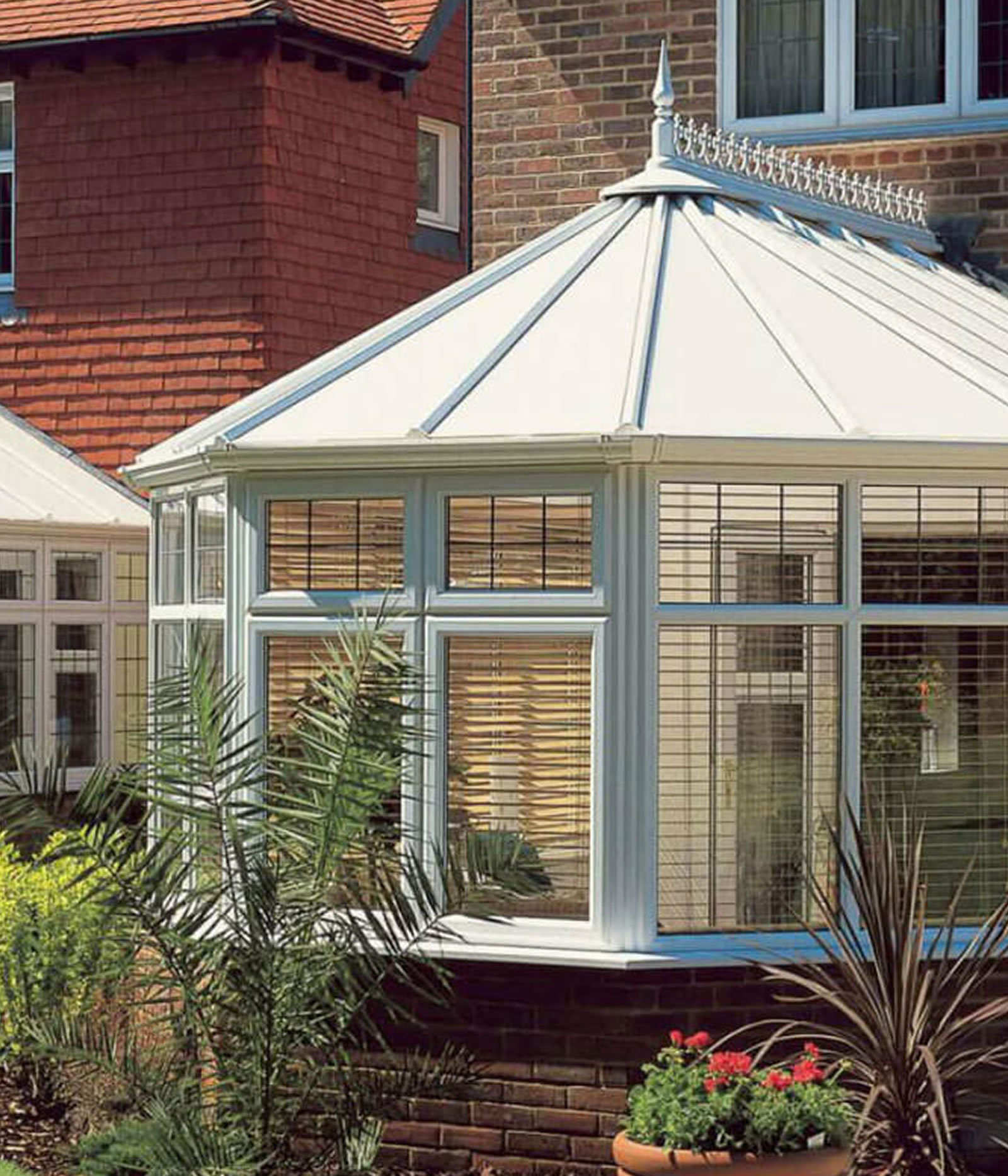UPVC conservatory manufacturer